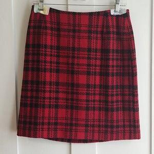 Eddie Bauer  wool skirt